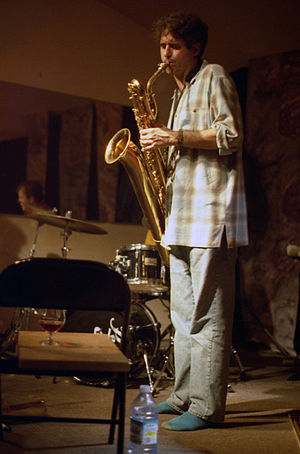 English: Tim Berne, 1995-03-08, Montreuil, les...