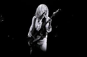Tom Hamilton of Aerosmith, Maple Leaf Gardens,...