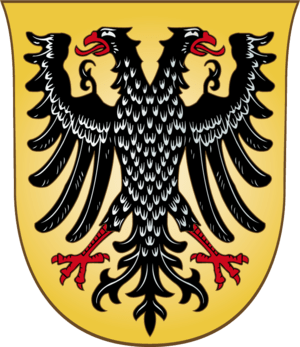 Coat of arms of the Holy Roman Empire (of Germ...