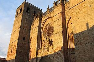 Catedral de Sigüenza. Sigüenza (Guadalajara, E...