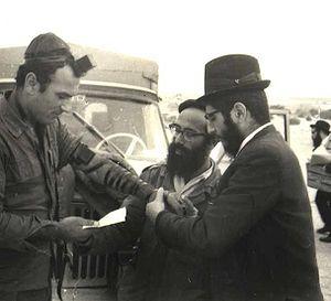 Outward Hasidic expression: Chabad Lubavitch a...
