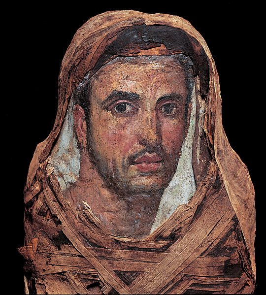 File:Mummy Portrait of a Man - Google Art Project.jpg
