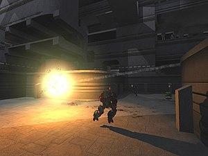 Nexuiz beta screenshot - uploaded from http://...
