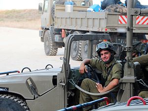 August 31, 2011 The IDF Paratrooper Infantry B...