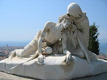 Français : Passion du Christ - Notre dame de l...