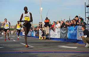 Robert Cheseret wins 2010 Army Ten-Miler