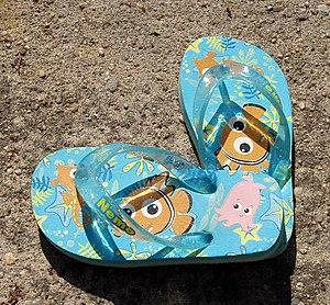 Small flip-flops