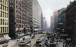 State Street circa 1907