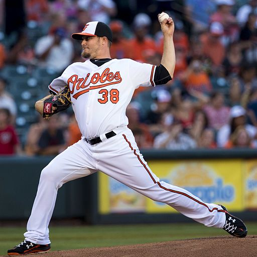 Wade Miley on August 4, 2016
