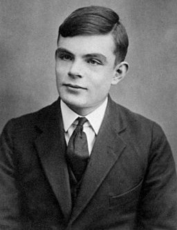 256px-Alan_Turing_Aged_16 The History of Homosexuality: The Gay Pogrom