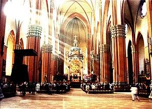 Basilica di San Petronio, Bologna, Italia