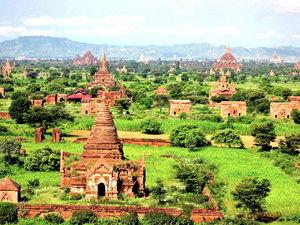 Bagan, Burma