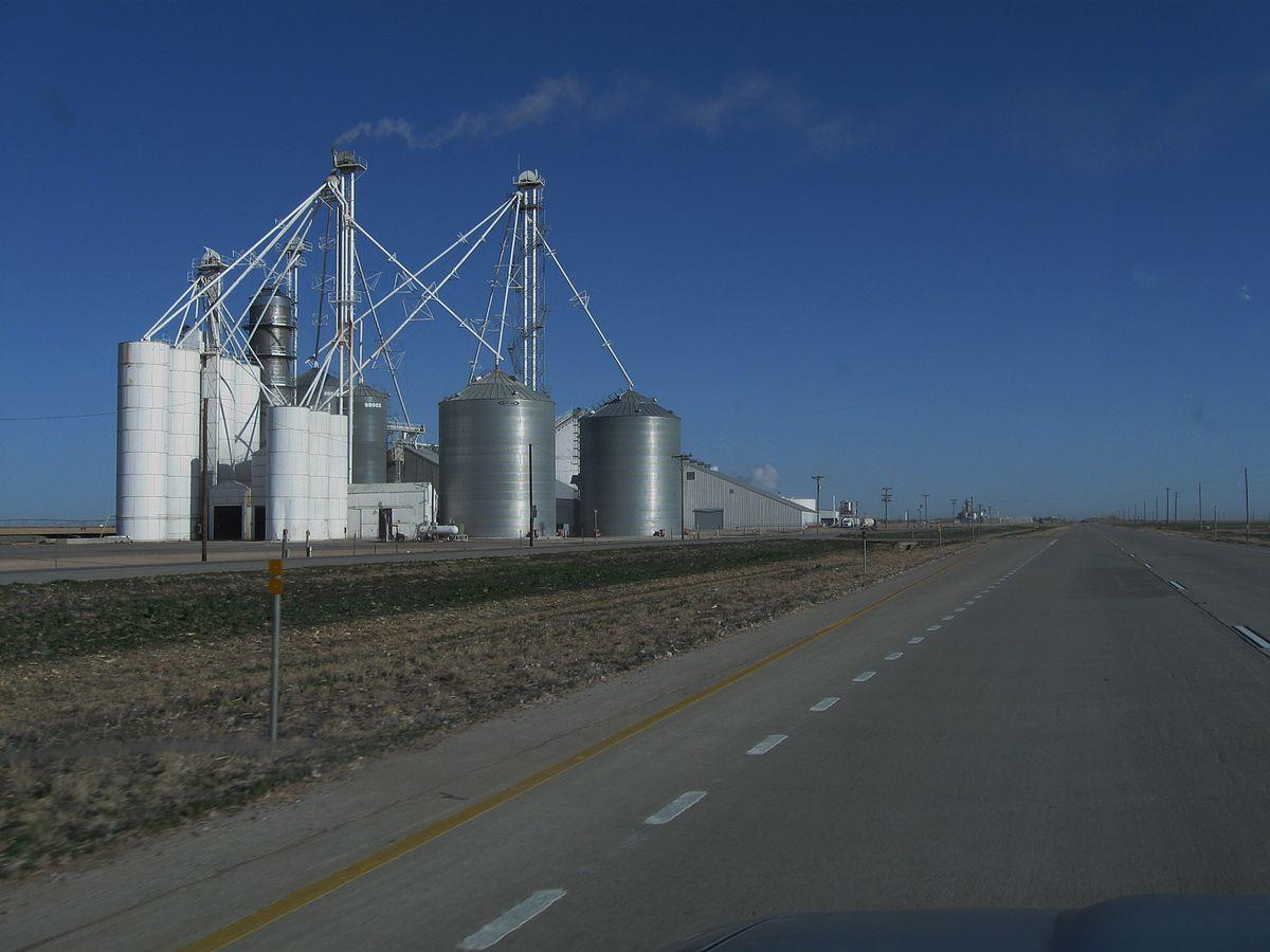High Badger Plains Texas