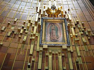English: Original image of Our Lady of Guadalu...