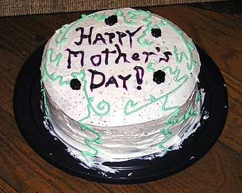 Mothers' Day Cake crop
