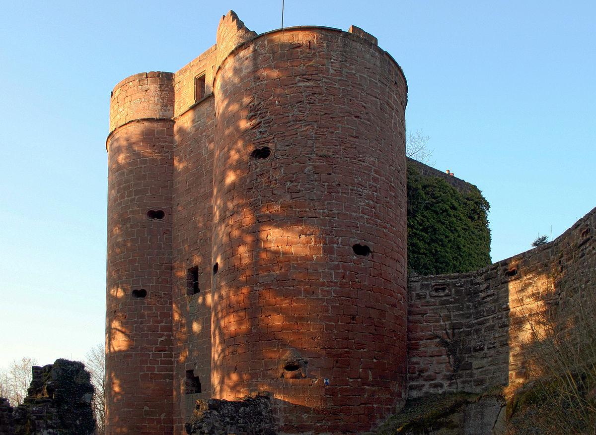 Neudahn Castle Wikipedia