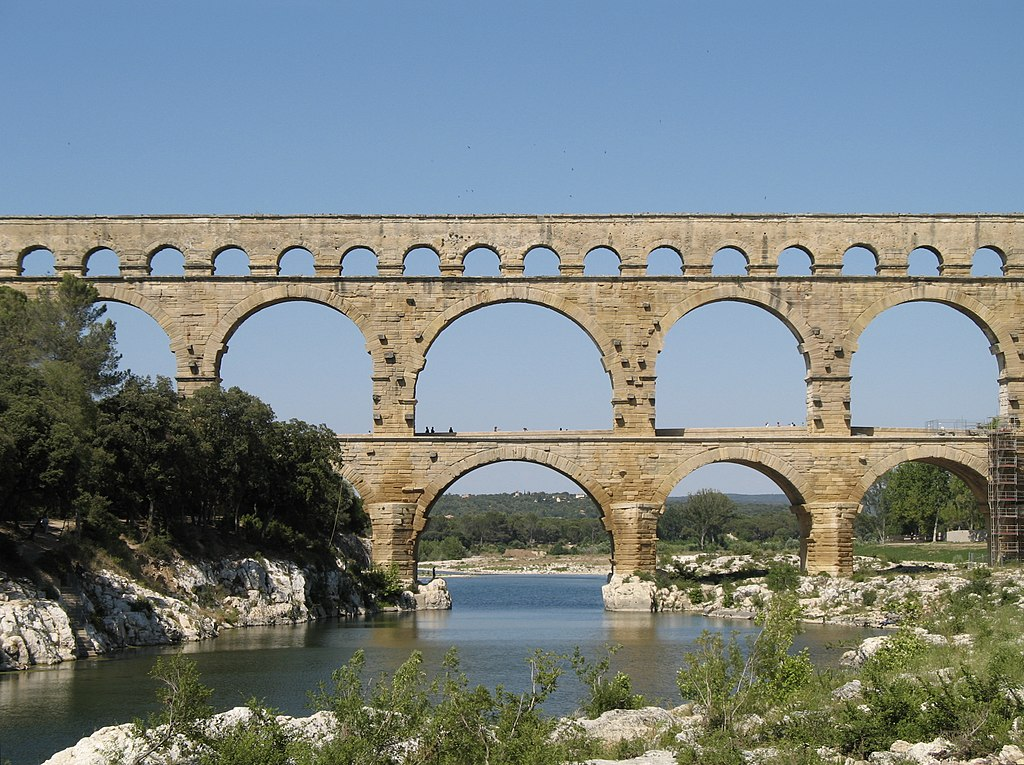 Ancient Structures Roman Examples