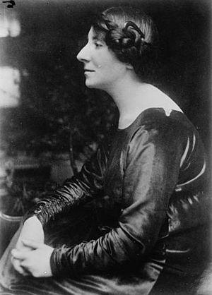 Wanda Landowska (1879 – 1959), Polish harpsich...