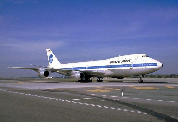 Boeing 747-121, Pan American World Airways - Pan Am AN0069864