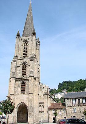 Image illustrative de l'article Cathédrale Notre-Dame de Tulle