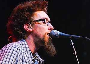 Christian music maker David Crowder