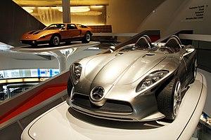 Mercedes-Benz C111 Prototype / Mercedes-Benz F...