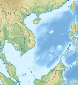 Quần đảo Trường Sa ở biển Đông