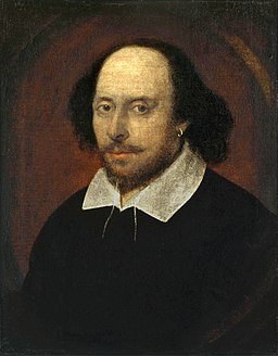 256px-Shakespeare People in History: William Shakespeare