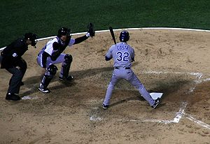 Kansas City Royals player Shane Costa playing ...