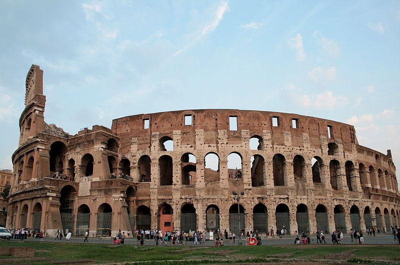 File:0 Colosseum - Rome 111001 (1).JPG