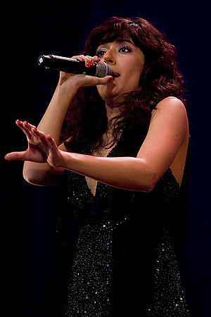 Ana Moura, fadista