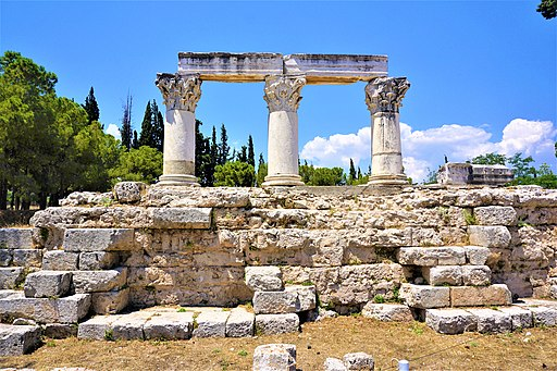Archaeological Site of Ancient Corinth by Joy of Museums - 2