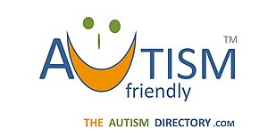 English: The autism friendly mark for use on t...