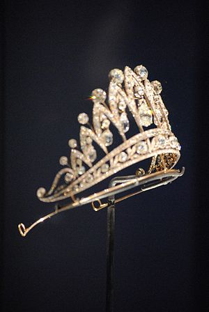 Empress Josephine Tiara Houston Museum of Natu...