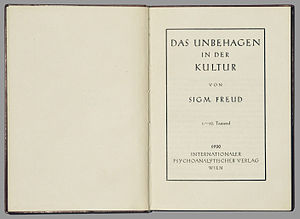 1930s front cover of the German edition