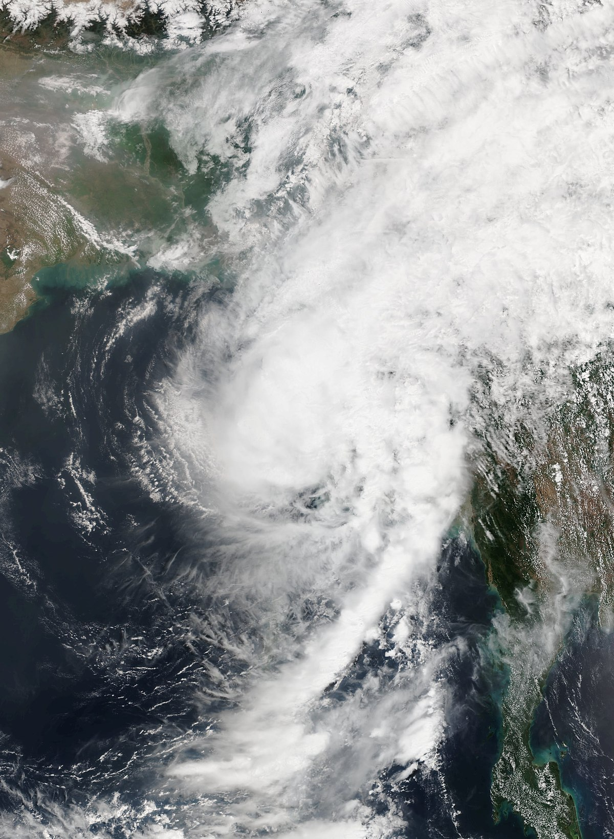Cyclone Maarutha Wikipedia
