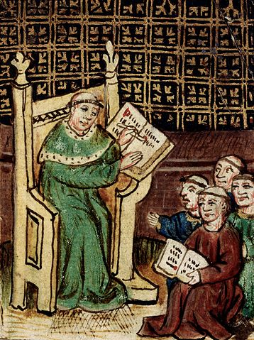 Medieval Master and Scholars