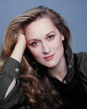 English: Meryl Streep
