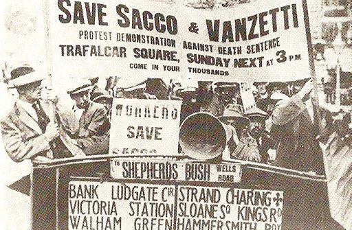 Save Sacco and Vanzetti