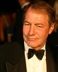 Journalist and TV talk show host Charlie Rose ...