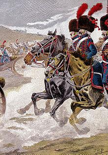Artillerie Cheval De La Garde Impriale Wikipdia