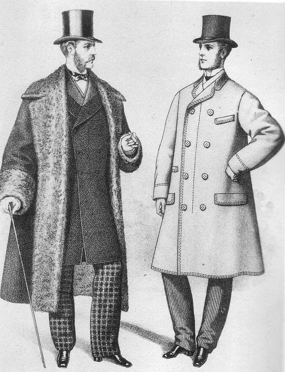 Istorija odevnih predmeta - Page 7 588px-Mens_Coats_1872_Fashion_Plate