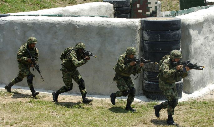 Special Forces Colombia