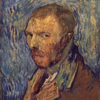 """Self-Portrait 'Mutilated Ear'"" by Vincent van Gogh"