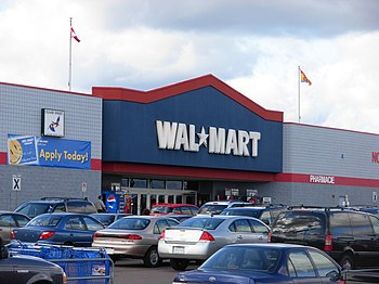 wal mart strategic control and financial control Walmart reports material weakness the material weakness in internal control over financial reporting resulted from the while immaterial to walmart's.