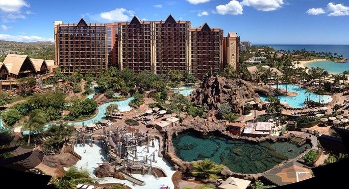 Aulani, a Disney Resort & Spa by Anthony Quintano