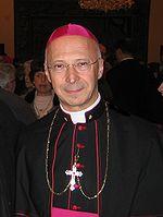 S.Em. Mons. Angelo Bagnasco, Presidente CEI