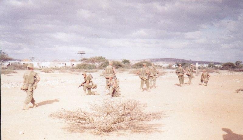 Canadian in Somalia