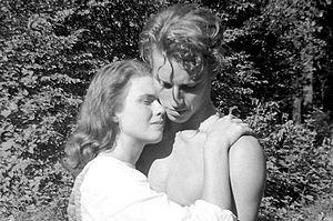 Charlon Heston dans Peer Gynt, en 1941