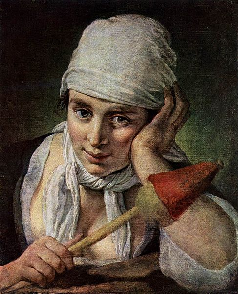 File:Pietro Antonio Rotari - Young Girl with Distaff - WGA20146.jpg